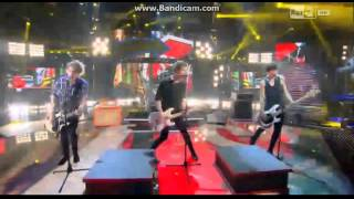 "5 Seconds Of Summer ""Don't Stop""- The Voice Italy"