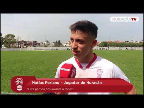 """""""El gol me levanta mucho en lo anímico"""""""