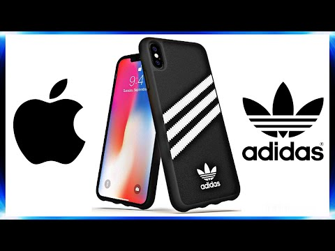 "ADIDAS ORIGINALS Moulded Case/Hülle Samba • Apple IPhone XS MAX 512GB | 4K Ultra HD | ""DaLaMo"" Mp3"
