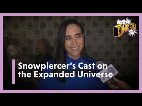 SDCC 2019   The Snowpiercer Cast on the Expanded Universe