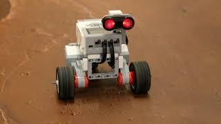 EV3 – Robot on Mars