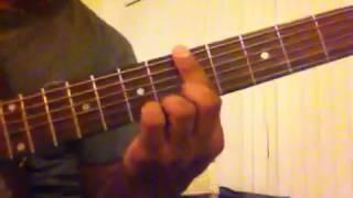 Al green simply beautiful guitar lesson