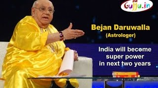 Narendra Modi Should Be Alert Of Their Party People  Bejan Daruwalla