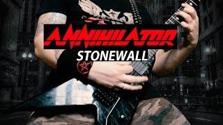Annihilator - Stonewall Guitar cover