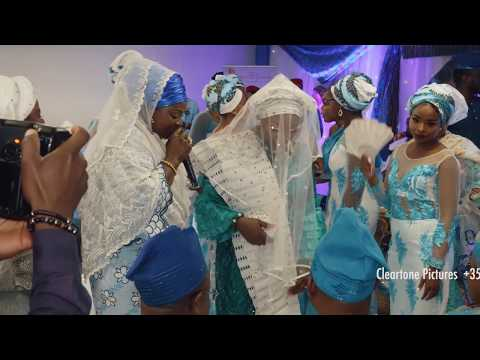 The Wedding Aminat & Usman (part 6)