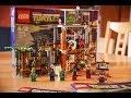 Test LEGO Turtles Hauptquartier (Set 79103 LEGO Teenage Mutant Ninja Turtles)