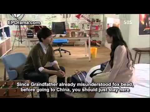 MY GF IS A GUMIHO ep. 14 part 2 (eng sub)