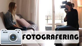 FOTOGRAFERINGEN | vlogg