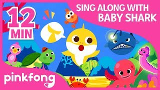 Gambar cover The Shark Dance and more | Sing Along with Baby Shark | +Compilation | Pinkfong Songs for Children