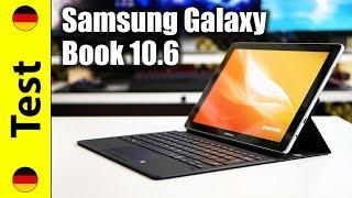 Samsung Galaxy Book 10.6 Test (deutsch/german)