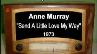 "ANNE MURRAY - ""Talk It Over In The Morning"" (1971) / ""Send A Little Love My Way"" (1973)"