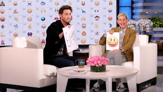 Mentalist Lior Suchard left Ellen and the audience speechless with an incredible trick involving emojis... that will also leave you stunned!  #LiorSuchard #EllenDeGeneres #TheEllenShow