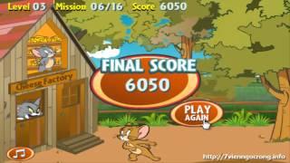 Trò chơi Tom và Jerry trộm bánh [Game Tom and Jerry]