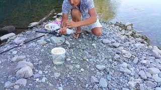 Рыбалка в лазаревском на реке псезуапсе