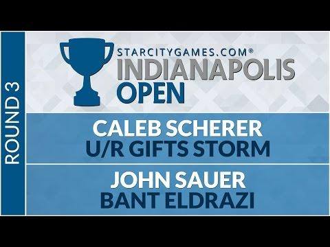 SCGINDY - Round 3 - Caleb Scherer vs John Sauer