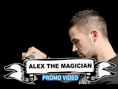 Alex The Magician Video