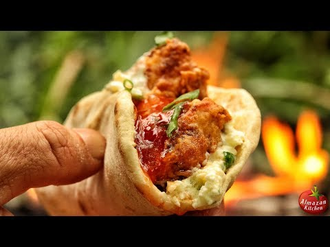 SUPER TACOS! – EXTREMELY CRISPY CHICKEN!