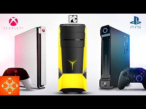 PS5 VS XBOX TWO VS GAMING PC