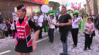 preview picture of video 'Carnaval d'Albi 2013 - VracBand et Street Ladies'