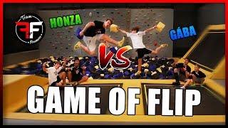 GAME OF FLIP - Honza VS Gabriel | by Freemove