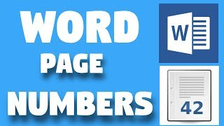 How to Add Automatic Page Numbers to Your Document in Word 2016