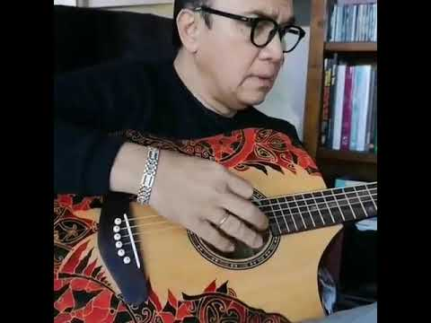 Tantowi Yahya And Batiksoul Dreadnought Maori Limited Edition ( Boutique Guitar)