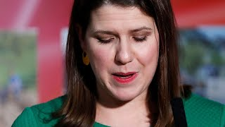 video: Jo Swinson's Portillo Moment as she loses her seat on humiliating night for Liberal Democrats