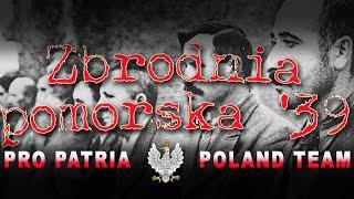 Zbrodnia pomorska 1939 r. na przykładzie egzekucji w lasach Szpęgawskich