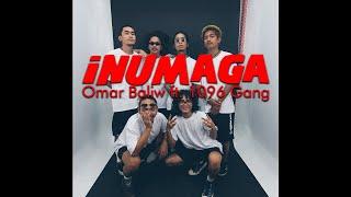 OMAR BALIW - INUMAGA Feat. 1096 GANG (Official Music Video)