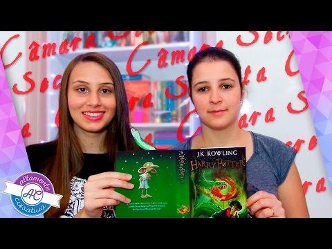 Harry Potter e a Câmara Secreta | Projeto Lendo HP #NuvemEmHogwarts
