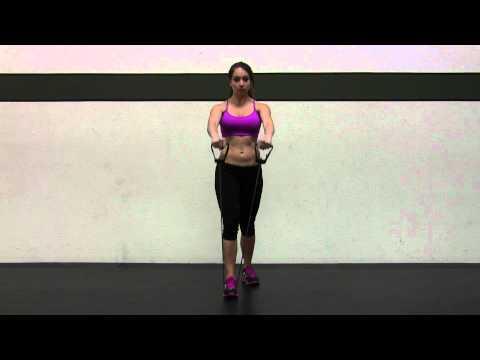 FitRanX - Band - Front Raise - Female - FitRanX Fitness Ranking System.MTS