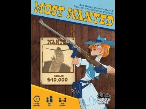 Bower's Game Corner: Most Wanted Game