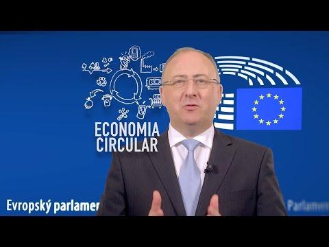 Minuto Europeu nº 63 - O que é a Economia Circular?