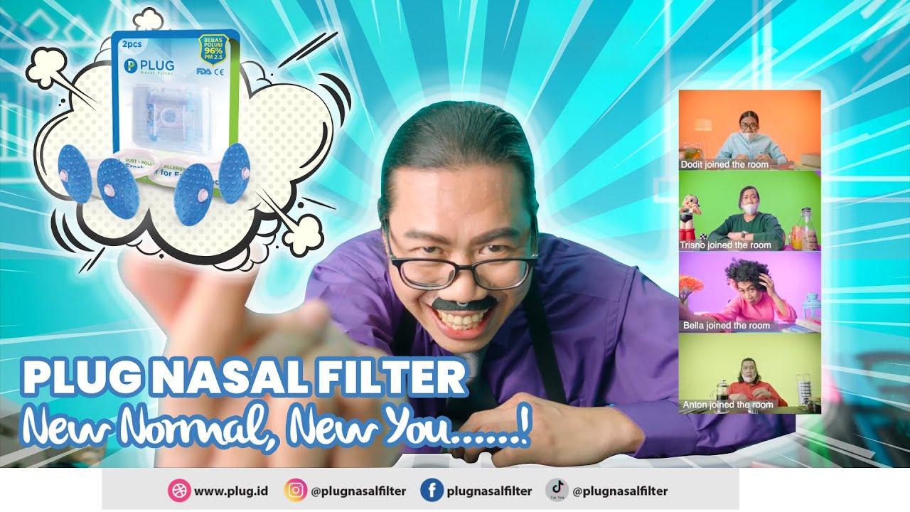 Plug Nasal Filter D P version 2