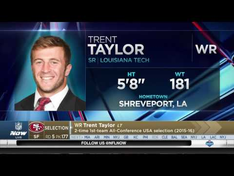Ted Kwalick and 49ers fan announce No. 177 pick   Apr 30, 2017