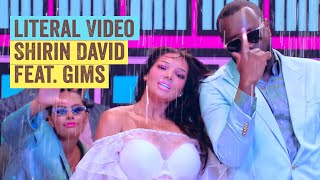 Literal Video: SHIRIN DAVID Feat. GIMS   On Off