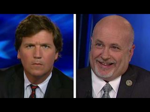 Tucker to Dem: Show me evidence of Trump-Russia collusion