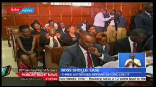 Monday Night News: Trial against former Judiciary Registrar Gladys Shollei continues, 14/11/16