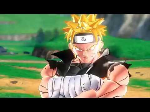 Download Dragon Ball Xenoverse Mods - Naroku VS Gogeta HD Mp4 3GP Video and MP3