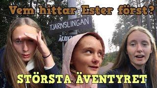 Det Största Äventyret  | Vem hittar Ester först? #4