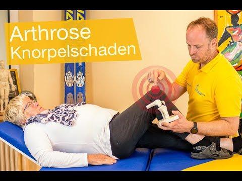 Übung mit zervikaler Osteochondrose Video Butrimova