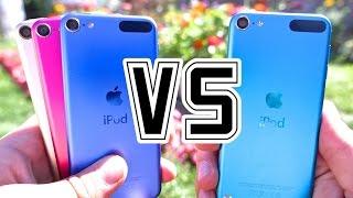 iPod Touch 6G VS 5G - Ultimate Full Comparison