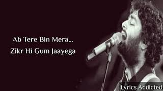 Pal Kaisa Pal Full Song with Lyrics| Arijit Singh   - YouTube