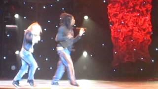 "So You Think You Can Dance Live Tour - ""My Chick Bad,"" Lauren & Russell"