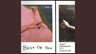 Kadr z teledysku Best of You tekst piosenki Andy Grammer feat. Elle King