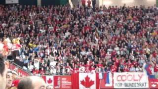 IIHF WM 2009 - FINALE - Russia VS Canada / Fans + Kalinka