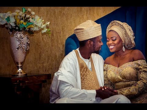 Desola + Kunle : Nigerian Traditional Marriage