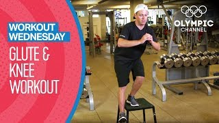 Knee Protection Workout ft. Brad Wilson | Workout Wednesday