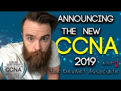 The New CCNA - BIGGEST IT Certification updates EVER! - YouTube