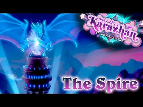 HS: Karazhan - The Spire - Finále (Normal + Class Challenge) [CZ]